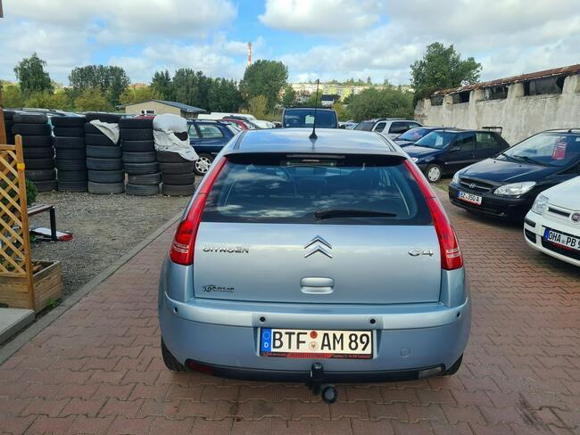 Citroen C4 / 1.6 hdi / Gwarancja GetHelp / Opłacony / Klima Świebodzin - zdjęcie 8