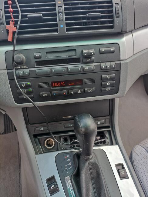 BMW 3 E46 stan idealny ŻYLETA Olkusz - zdjęcie 11