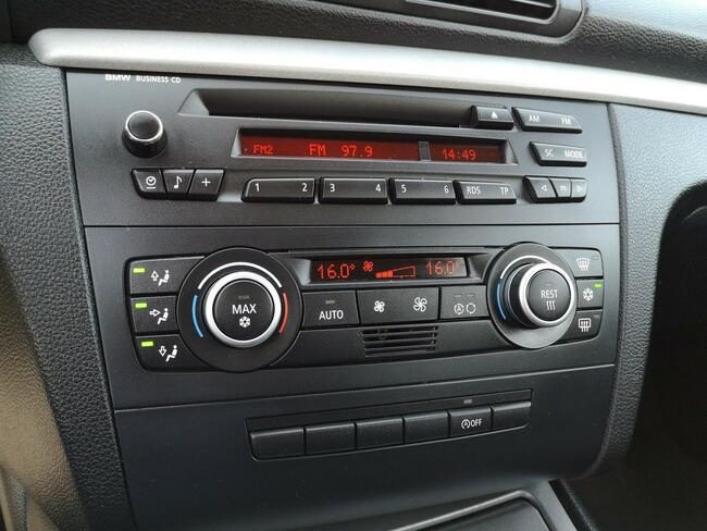 BMW 116 2009, Klimatronik, Przebieg Tylko 132tyś km, Z Niemiec Radom - zdjęcie 11
