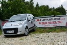 Fiat Qubo 1.3 MultiJet 80KM 1 wł, salon PL, FV 23% Łódź - zdjęcie 1