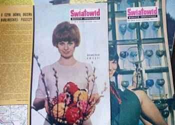 Utwory czasopisma z połowy lat 60 prl-u Śródmieście - zdjęcie 2