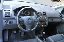 Volkswagen Touran 1,6TDI Nawi  Alum Gwarancja Zabrze - zdjęcie 12