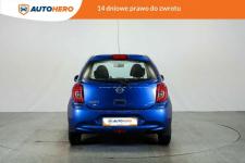 Nissan Micra DARMOWA DOSTAWA, klima, multifunkcja, hist serwis Warszawa - zdjęcie 5