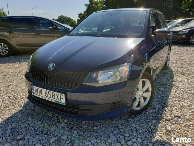 Škoda Fabia 1.4 TDI 105KM Active Salon PL Piaseczno - zdjęcie 3