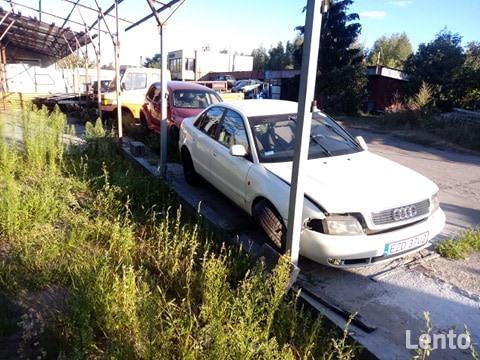 Sprzedam w Całości Lub Na Części Audi A 4*1.8 Benz*98 r Zduńska Wola - zdjęcie 3