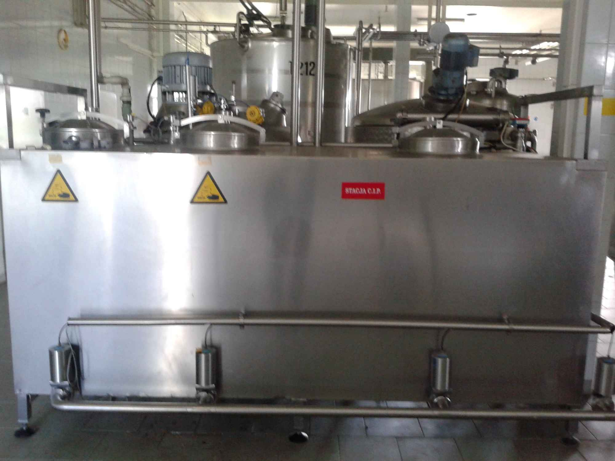 Linia produkcyjna/maszyny do produktów mleczarskich Dzierżoniów - zdjęcie 4