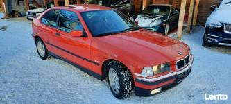 BMW e36*Org,Lakier*Individual*Czarny sufit*BEZ KOROZJI*** Kobyłka - zdjęcie 2