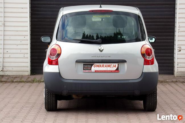 Renault Modus Klima / I właściciel / 1,2 / 75KM / 2006/56000km Mikołów - zdjęcie 8