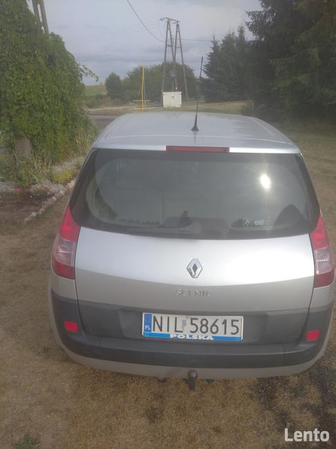 Renault scenik 2 Iława - zdjęcie 6