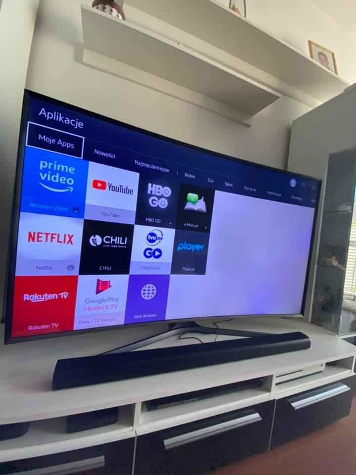 Telewizor Samsung 55 cali Full HD. Żywiec - zdjęcie 4