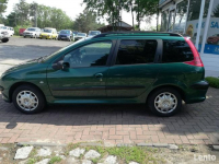 Peugeot 206 SW 1,4 Benzyna stan dobry bez wkladu finasowego Polecam Chodzież - zdjęcie 5
