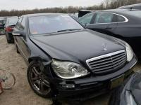 Mercedes S 55 AMG 2005, 5.4L, uszkodzony przód Słubice - zdjęcie 2