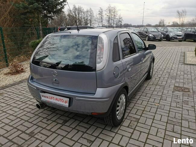 Opel Corsa 1.2 Benzyna 80KM # Klimatronik # Kamera Cofania # Gwarancja Strzegom - zdjęcie 6