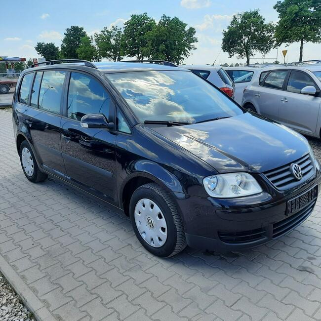 Volkswagen Touran Kutno - zdjęcie 9
