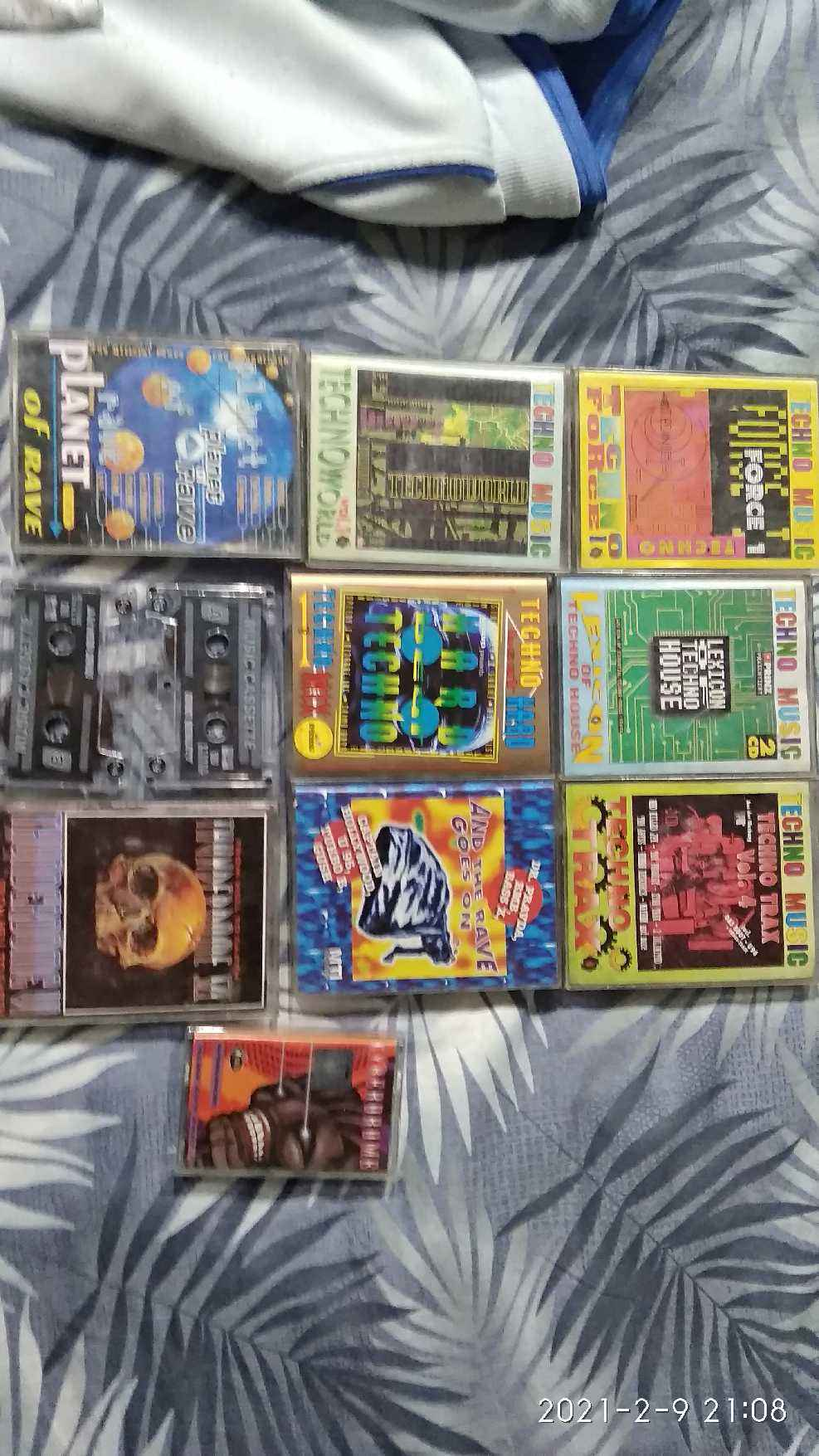Kupię kasety techno Częstochowa - zdjęcie 2