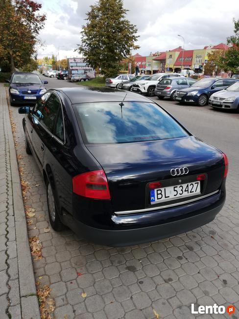 Sprzedam a Audi A6 Łomża - zdjęcie 1