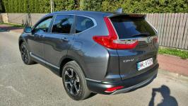 Honda CR-V Hybryda 2.0 184KM AWD Skóra Navi LED Zadbana Błonie - zdjęcie 11