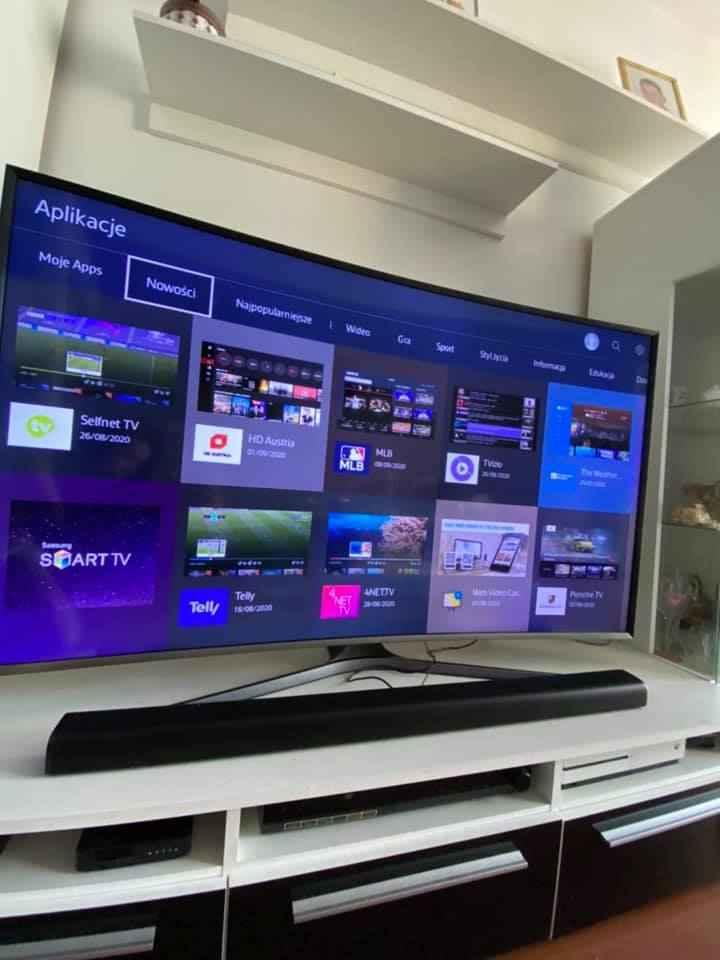 Telewizor Samsung 55 cali Full HD. Żywiec - zdjęcie 2