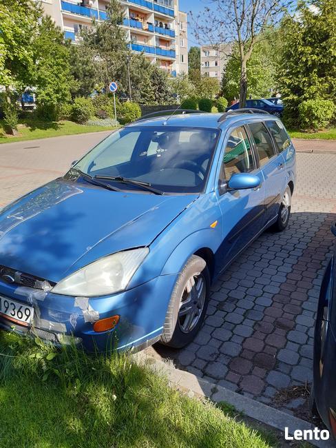 Sprzedam Ford Focus 1.8 TDDI, 2001r. Łomża - zdjęcie 2