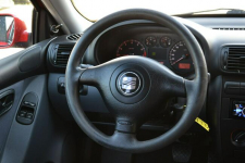 Seat Leon Stella*Klimatyzacja*1.6 SR* Częstochowa - zdjęcie 11