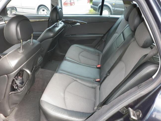 Mercedes Benz W211 Ostrów Mazowiecka - zdjęcie 3