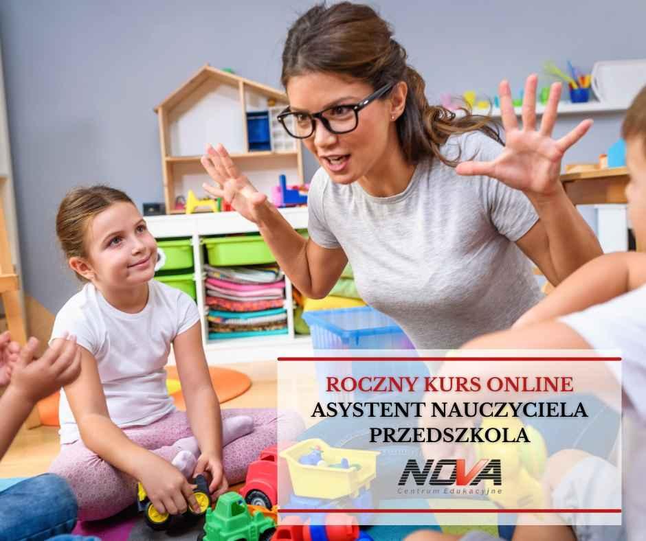 Asystent nauczyciela przedszkola Lublin - zdjęcie 1