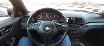 BMW E46 sedan 2.0 benzyna Piotrków Trybunalski - zdjęcie 12