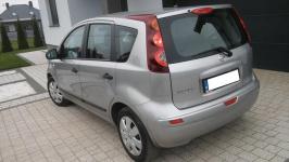 Nissan Note 1,4 benzyna 2011r Salon oryginał Płock - zdjęcie 8