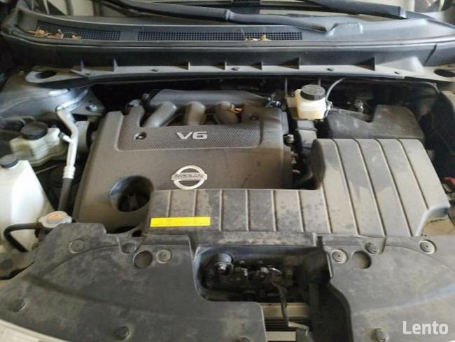 Nissan Murano CROSSCABRIOLET 3.5 V6 benz. automat CVT, 265 KM 2013 Bielany Wrocławskie - zdjęcie 6