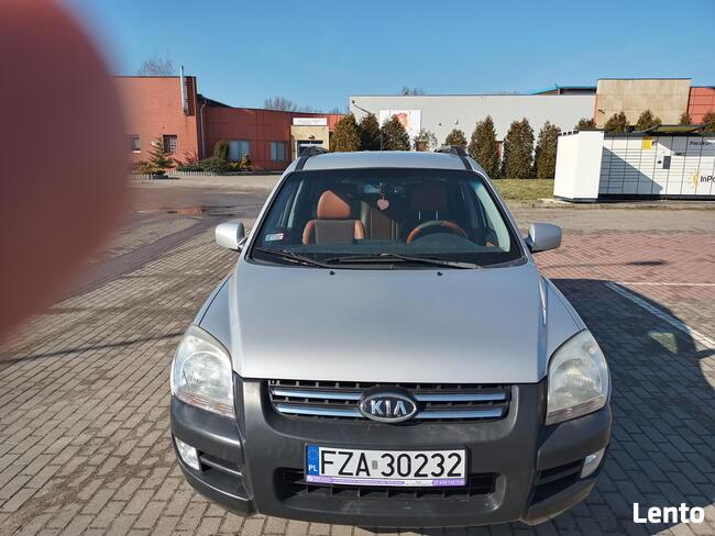 Kia sportage2 2005r. Żary - zdjęcie 6