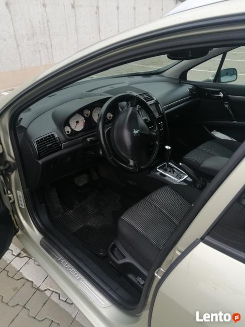 Peugeot 407 SW 2,0 hdi 212 tys/km 140KM automat Lublin - zdjęcie 11
