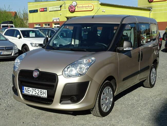 Fiat Doblo Benzyna Zarejestrowany Ubezpieczony Elbląg - zdjęcie 11