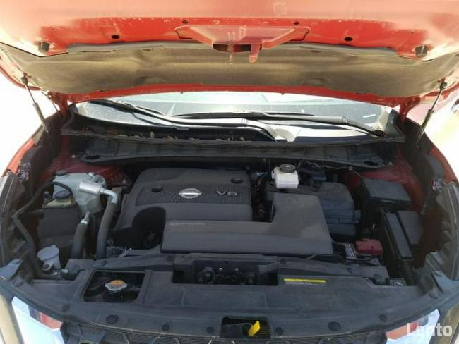 Nissan Murano S 3.5 V6 benz. automat CVT, 260 KM 2019 Bielany Wrocławskie - zdjęcie 6