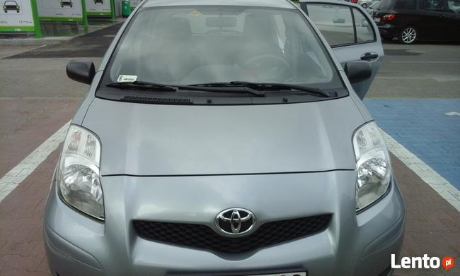Toyota Yaris 1.0 Warszawa - zdjęcie 2