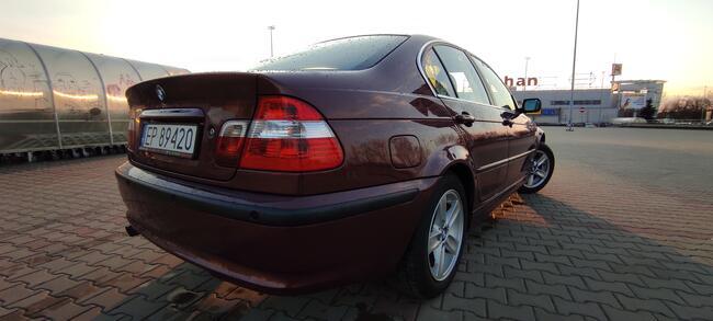 BMW E46 sedan 2.0 benzyna Piotrków Trybunalski - zdjęcie 6