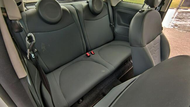 Fiat 500 Salon Automat Panorama Benzyna Błonie - zdjęcie 12