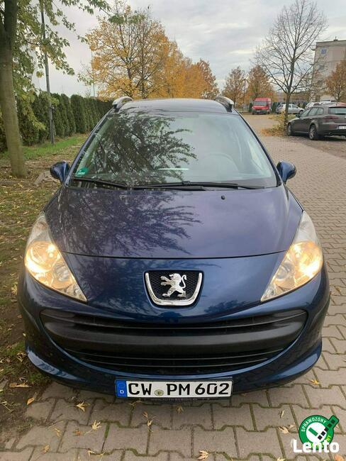 Peugeot 207 SW nowy rozrząd Poznań - zdjęcie 1