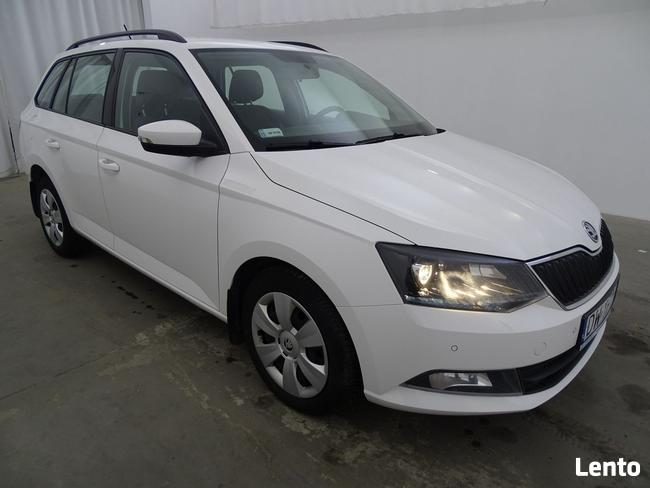 Škoda Fabia 1,4 Salon PL! 1 wł! ASO! FV23%! Transport GRATIS Ożarów Mazowiecki - zdjęcie 3