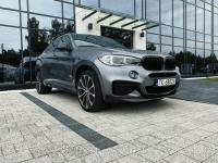 * BMW X6 XDRIVE40D * MSPORT* 313KM * 2018/2019 * 3.0 DIESEL Skórnice - zdjęcie 9