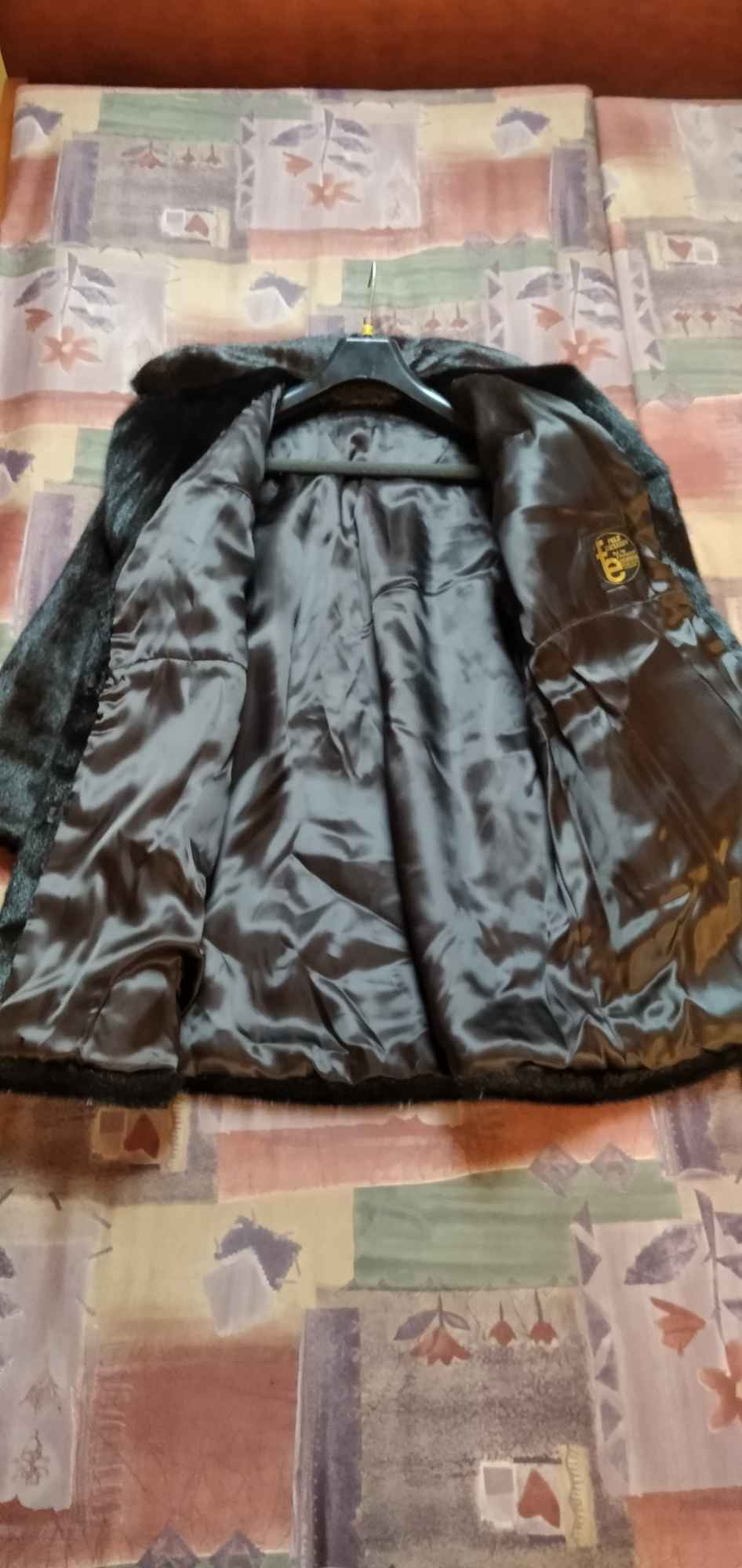 Sprzedam nową ,z naturalnego futra ,brązową kurtkę z nutrii Gdynia - zdjęcie 7