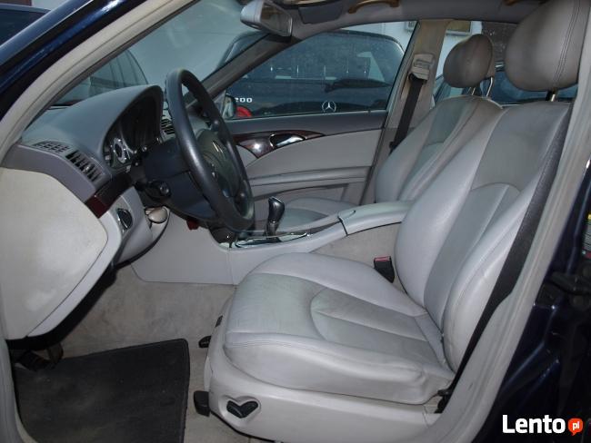 Mercedes W211 E220 CDi SPORT Kalisz - zdjęcie 8