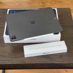 Apple iPad Pro 12.9 inch 5th Gen  M1 chip 2021 model Wi-Fi + Cellular Białołęka - zdjęcie 2