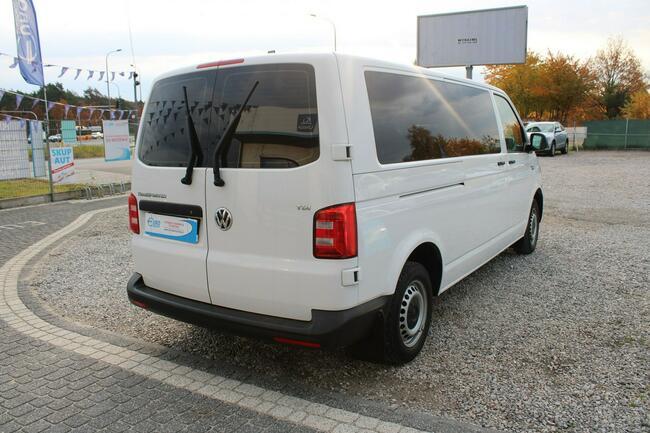Volkswagen Transporter F-Vat,Gwarancja,Salon Polska,9-osób,LONG Warszawa - zdjęcie 6