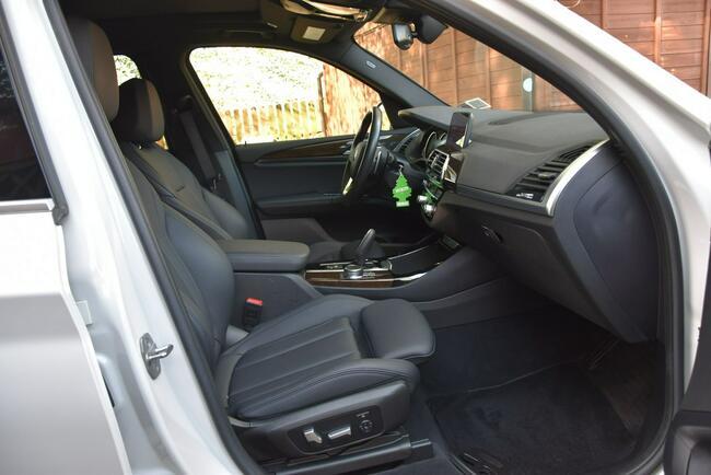 BMW X3 SDrive30i 252KM 2018r. X-line Kamera 3xklima NAVi Panorama Kampinos - zdjęcie 11