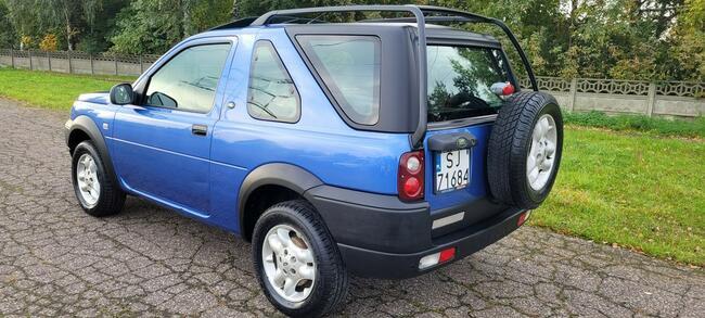 Land Rover Freelander ZOBACZ OPIS !! W podanej cenie roczna gwarancja Mysłowice - zdjęcie 3
