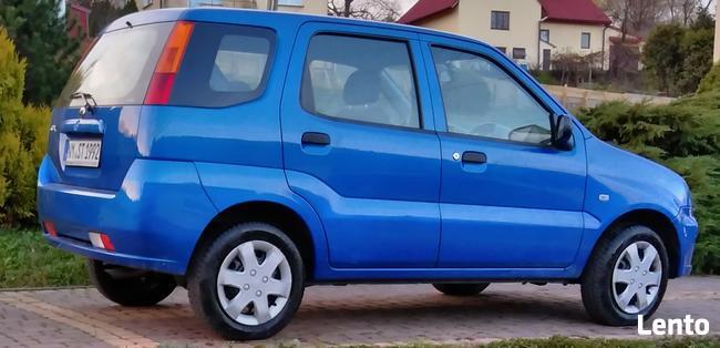 Subaru Justy 3 Iwonicz-Zdrój - zdjęcie 1