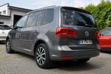 Volkswagen Touran 1,6TDI Nawi  Alum Gwarancja Zabrze - zdjęcie 6