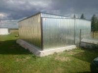 Garaze blaszane, blaszaki, schowki budowlane, wiaty, hale. Kielce - zdjęcie 11
