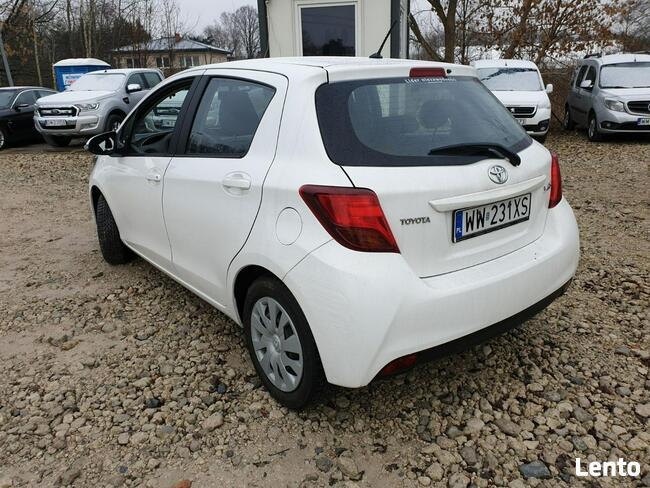 Toyota Yaris 1.0 Active EU6 69KM Salon PL Piaseczno - zdjęcie 8