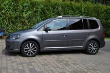 Volkswagen Touran 1,6TDI Nawi  Alum Gwarancja Zabrze - zdjęcie 8